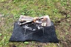 ピコグリル的な焚火台